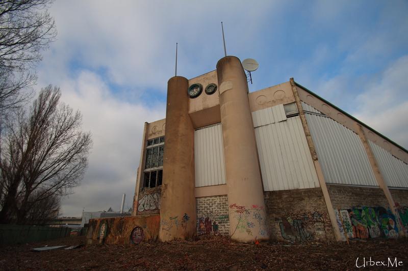 La piscine urbex me reportages exploration urbaine - Piscine boulingrin rouen ...