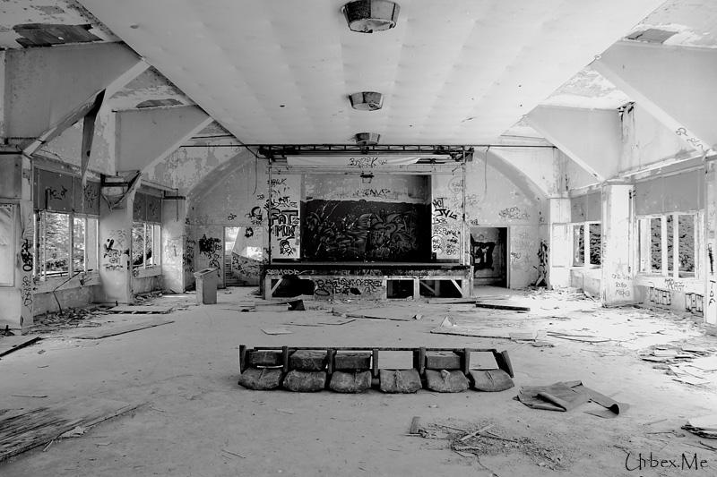 sanatorium du vexin urbex me reportages exploration